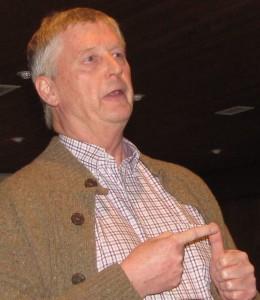 """""""Ich will mich in dieser Form nicht über den Tisch ziehen lassen"""", so Horst Fabisch vom TSV Kirchdorf."""