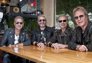 """""""The Rattles"""" Fotoshooting im Juli 2012"""
