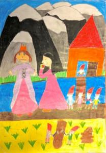 Märchenhaftes Schulfest der Wilhelm Busch Schule  - 2