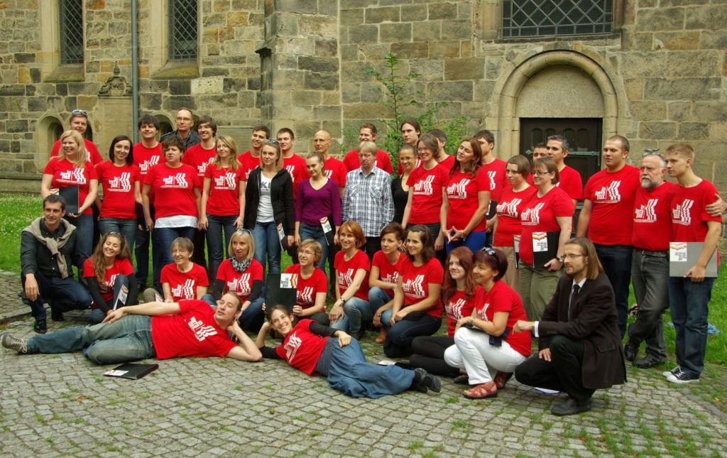 2014-7-18 in terra pax Foto Chor