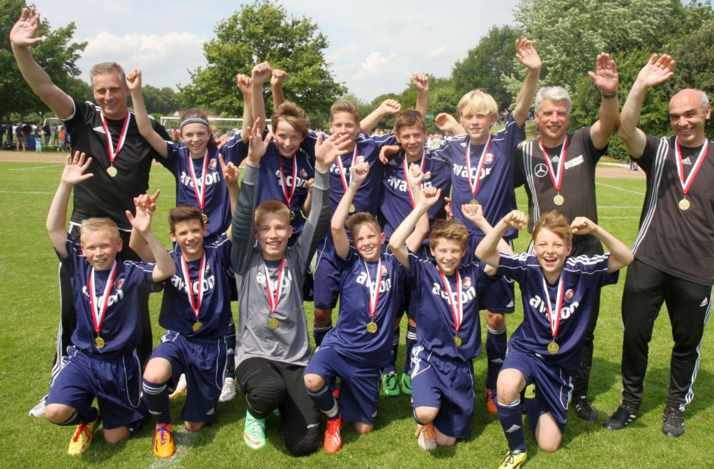 Avacon-Cup-Sieger 2014-Emsland Nord
