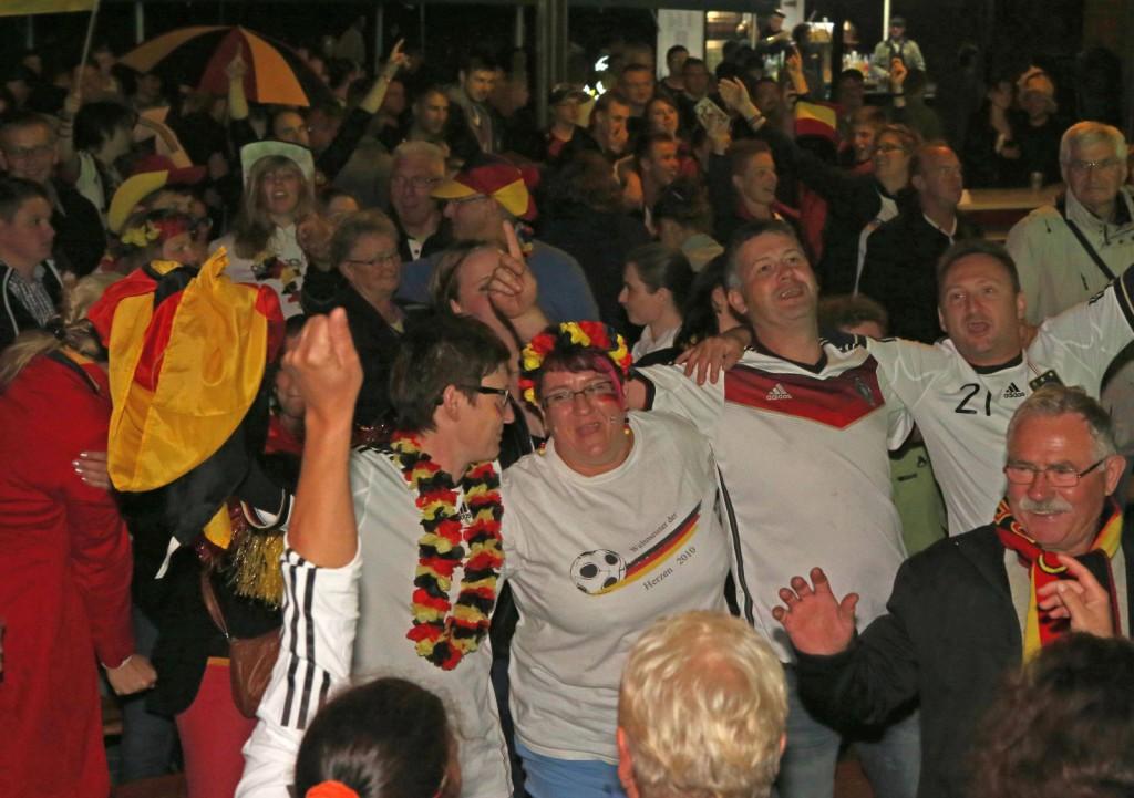 Deister Echo Deutschland gegen Brasilien 04