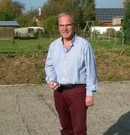 Ernst Kulisch vom TSV Langreder