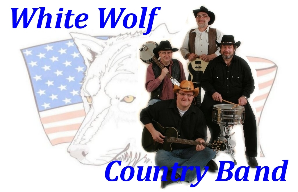 White Wolf Country Band 01