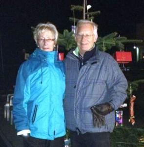 Bärbel Kaufmann und Dieter Papke gewinnen das Kirchdorfer Blitzturnier