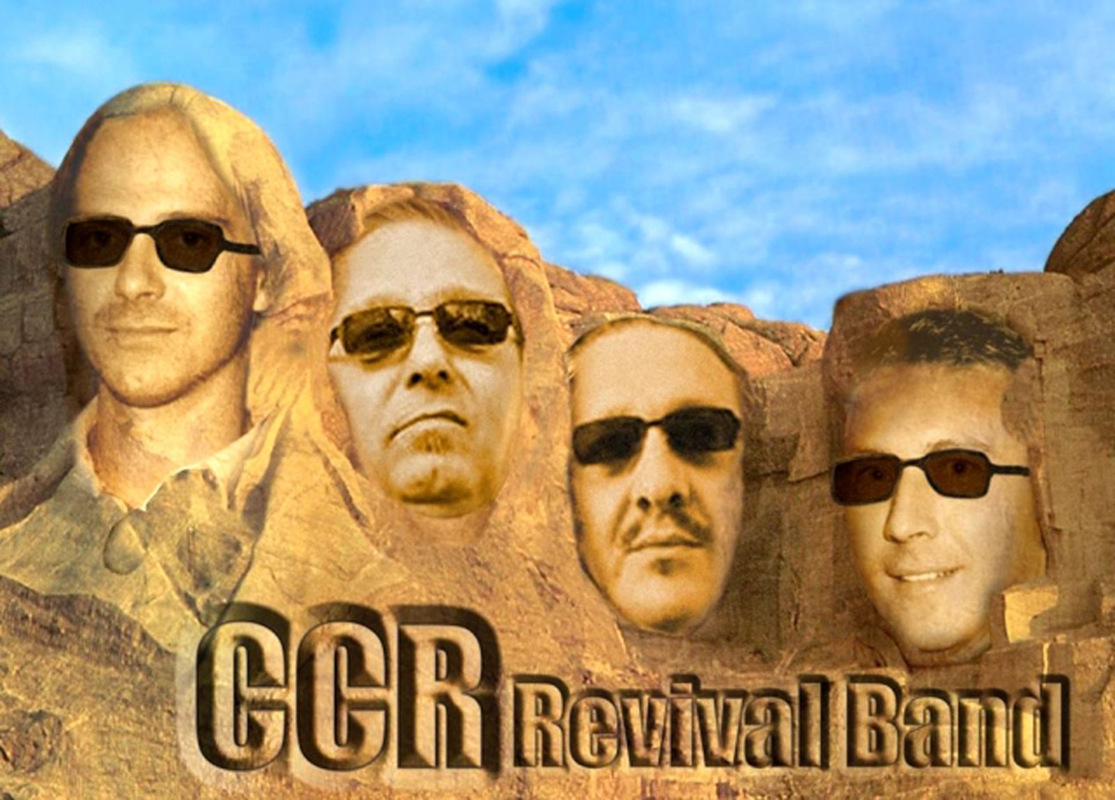 CCR Revival Band rushmoure_gross
