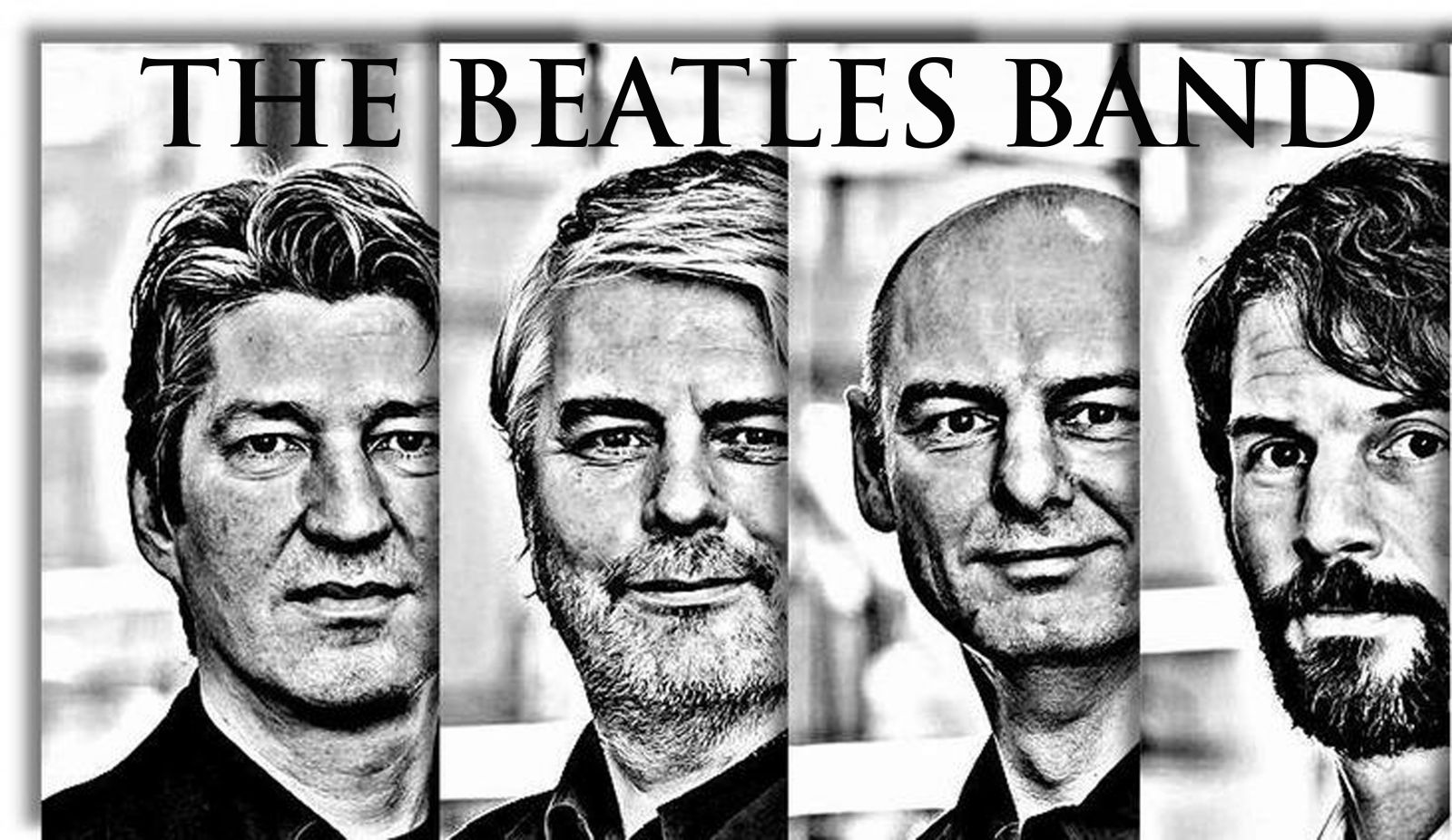 The Beatles Band Bandfoto