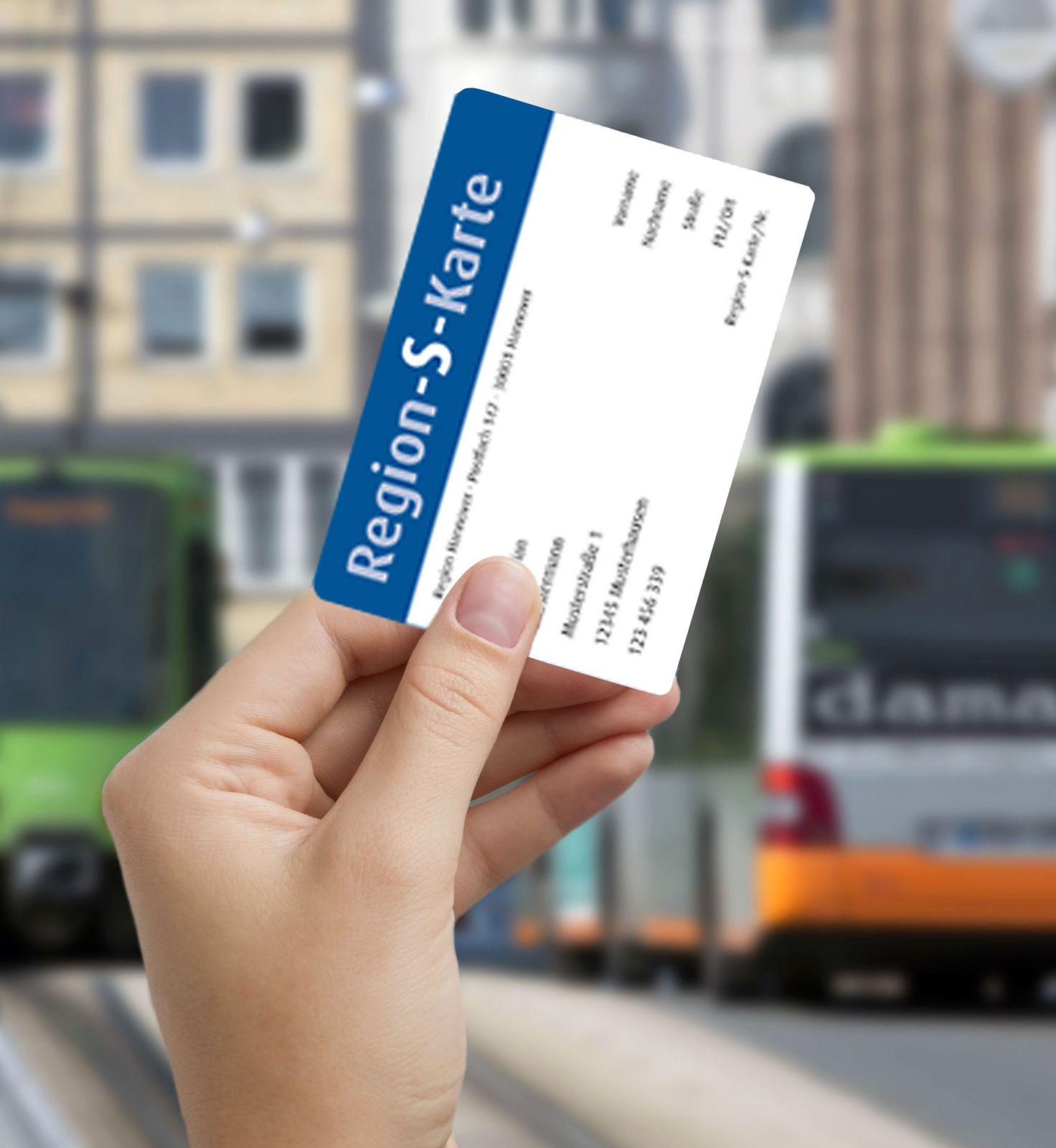 region s karte Sozialtarif für Busse und Bahnen wird gut angenommen   Deister Echo