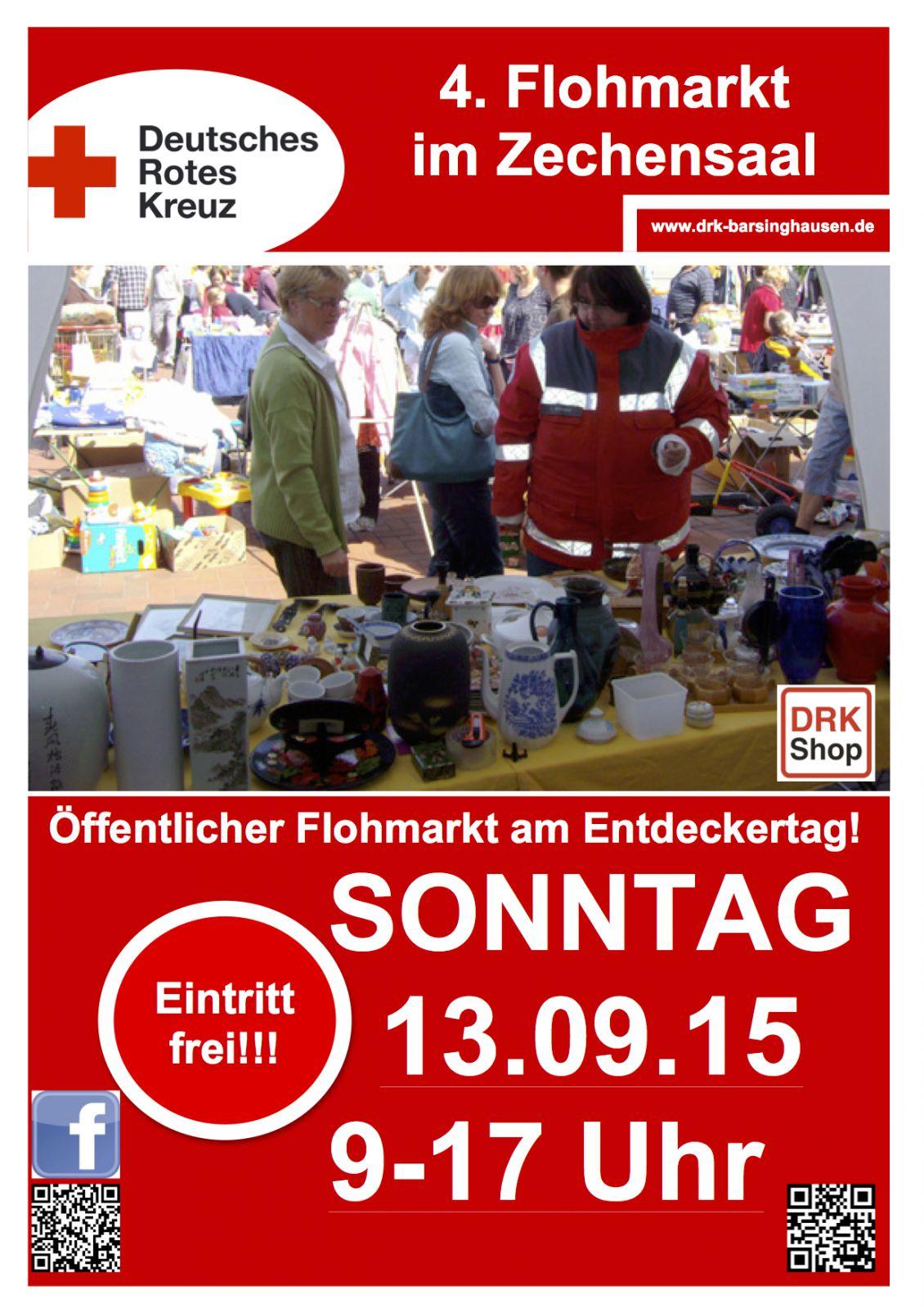 Anzeige_DA DRKOVB DRK-Flohmarkt Sep15 Kopie