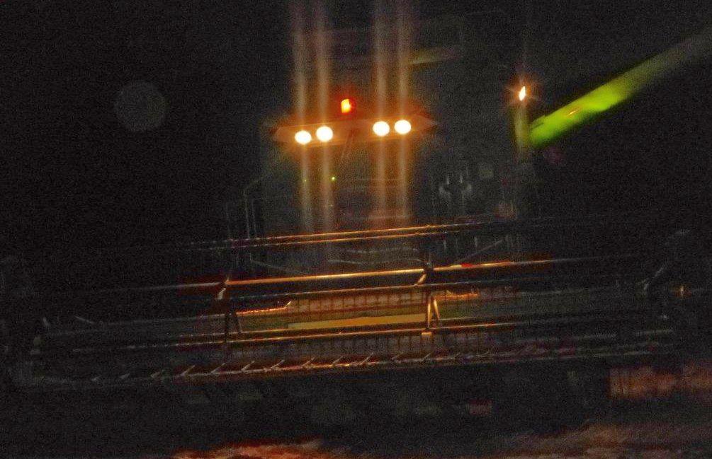 Ernte nachts, L392 BV 005