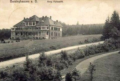 anna focke stift um 1910