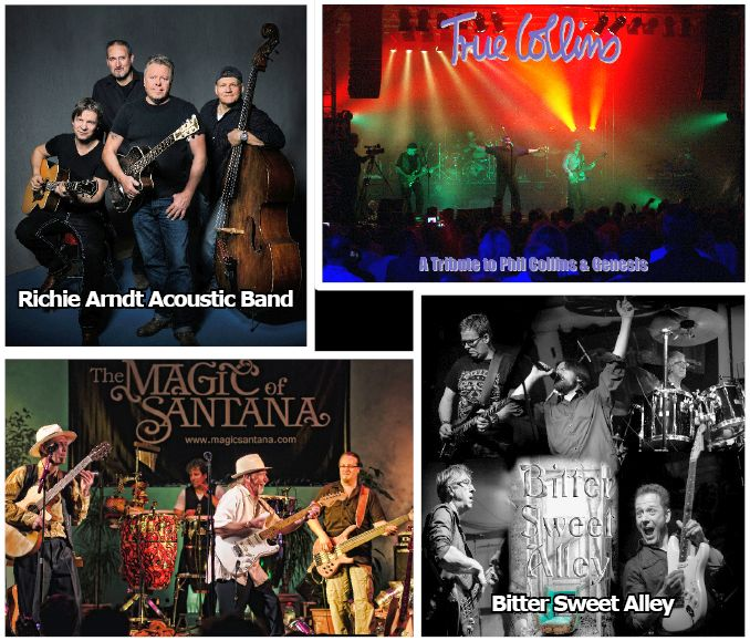 Muuh_Bands im November_Collage