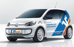 VW up VRmobil
