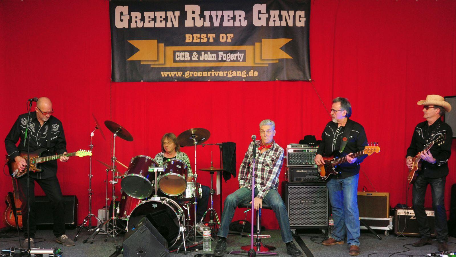 Konzert Green River Gang (1)
