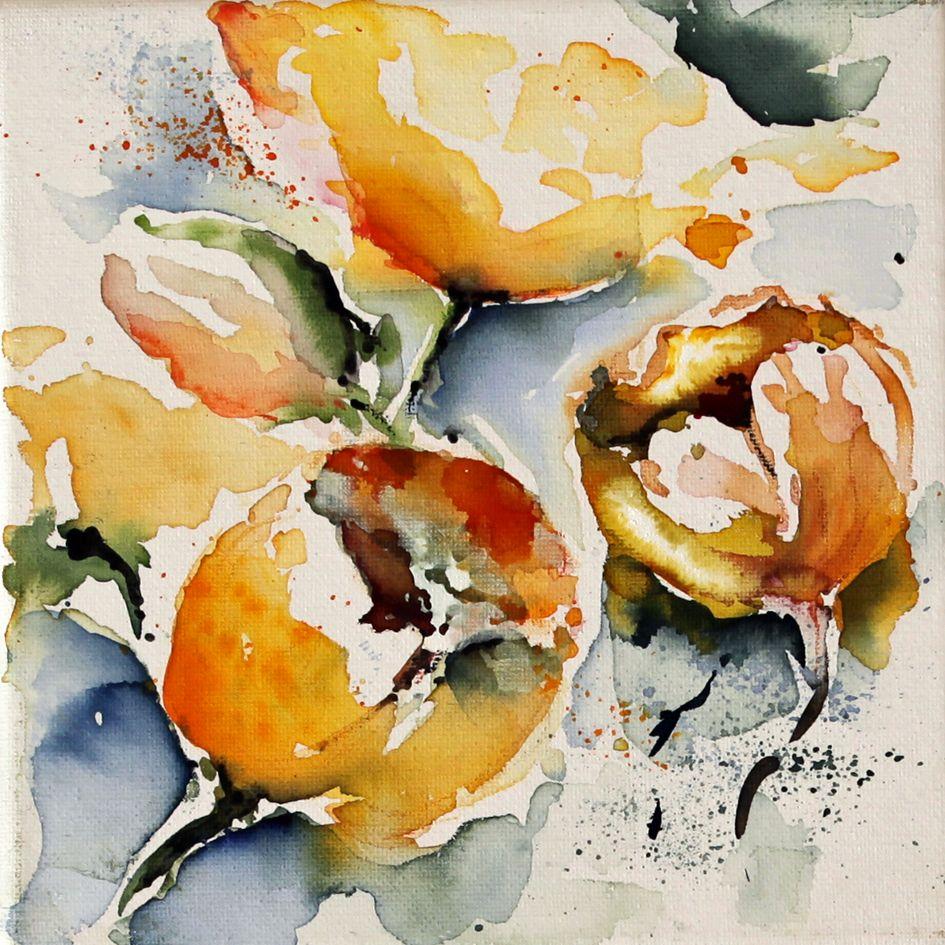 Malen auf Sylt Irene Leonhardt-Kurz