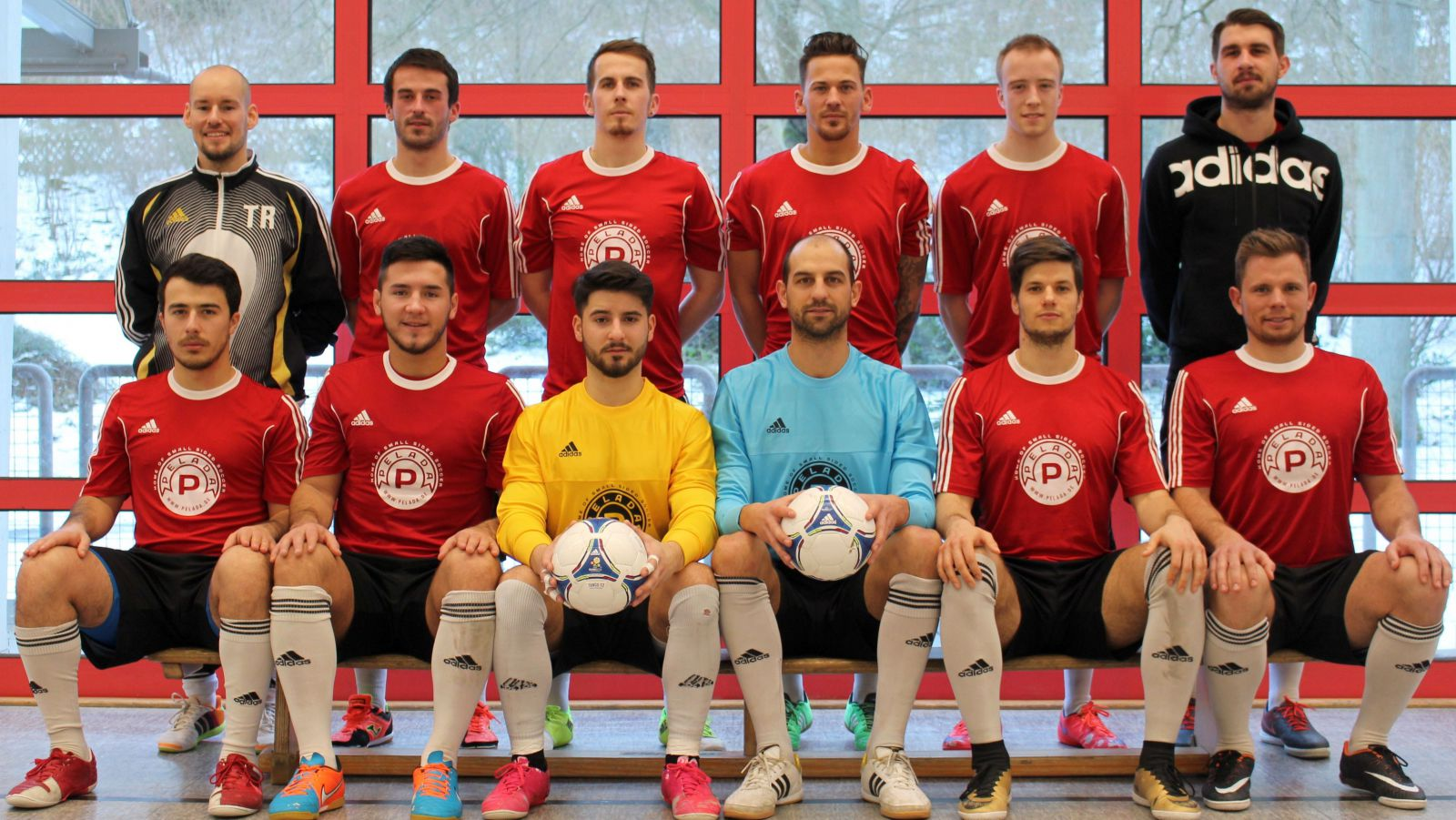 NFV-Futsalauswahl