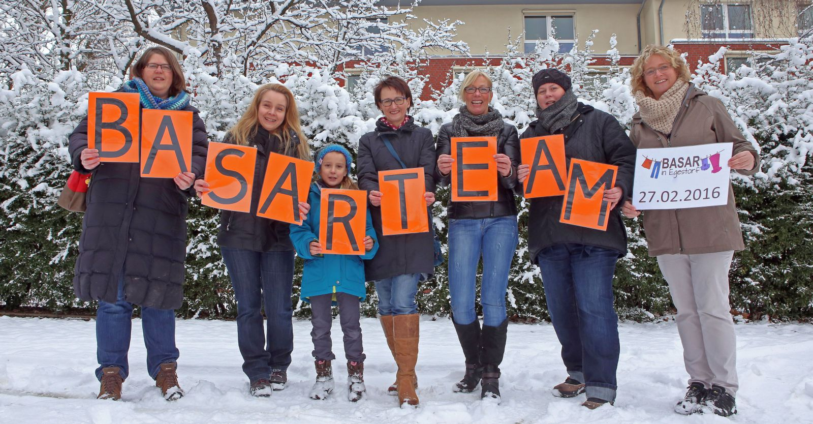 Basar-Team für VA 27. Februar 2016 zweite Ankündigung 01