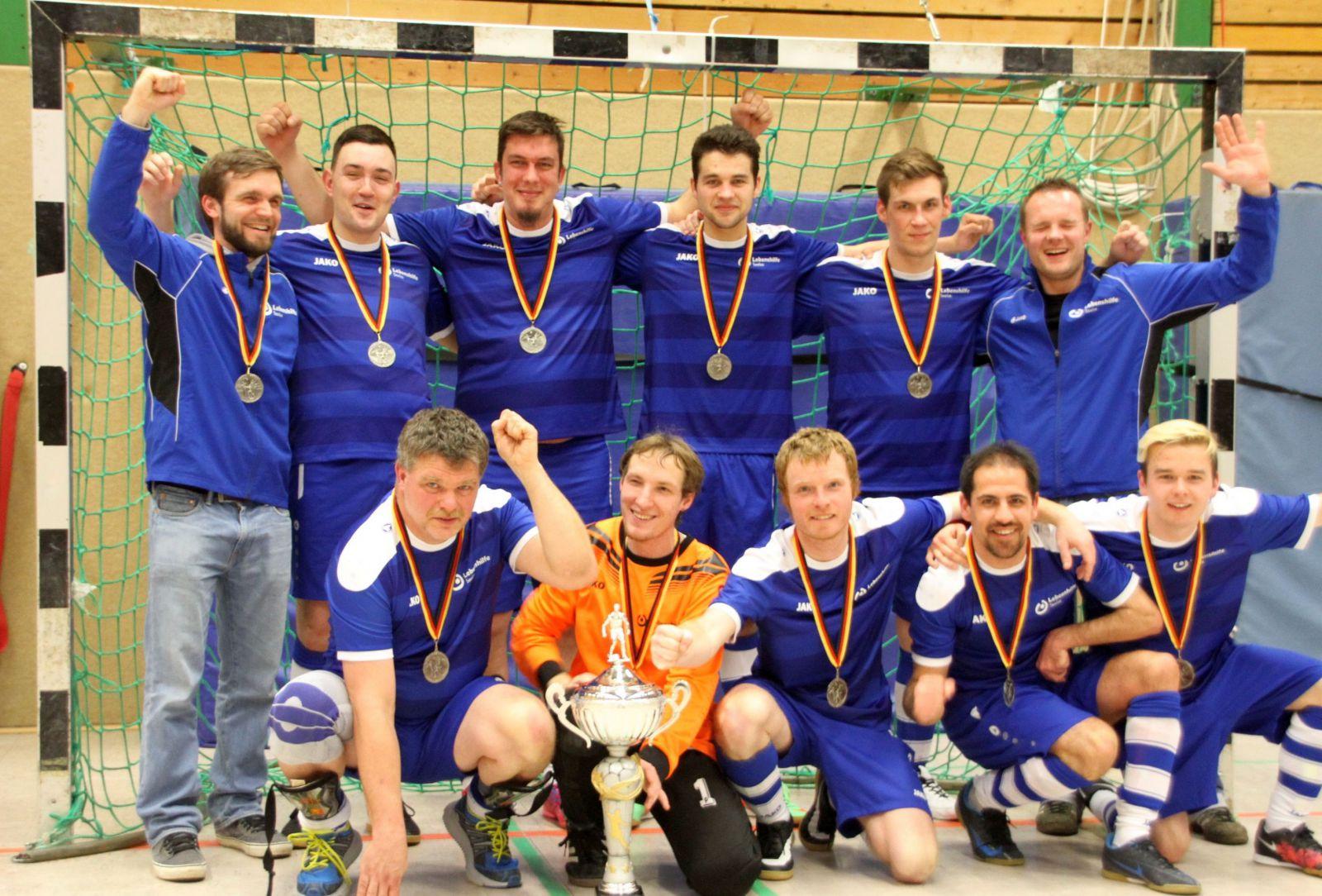 LH_Hallen Niedersachsenmeisterschaft Team