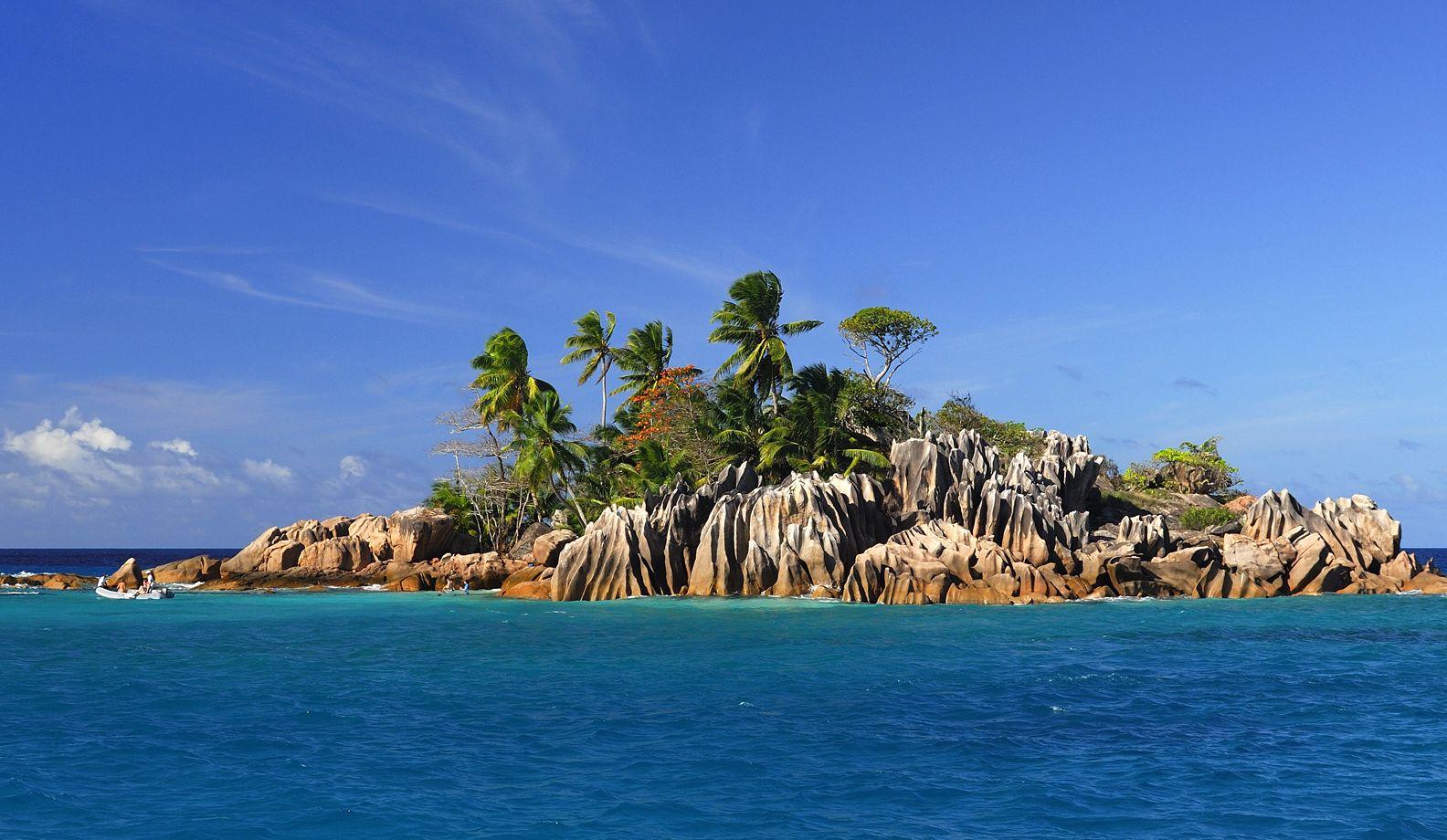 St. Pierre, Seychellen