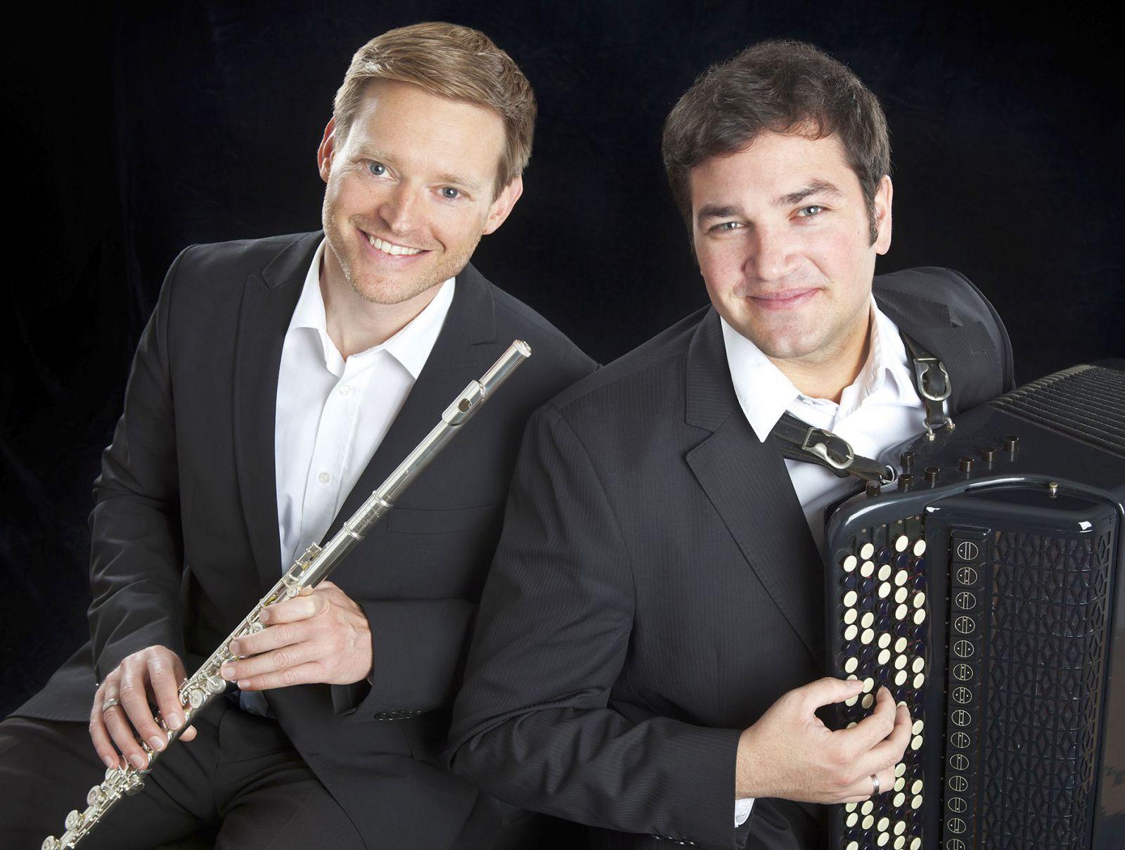Taschengrammophon Duo