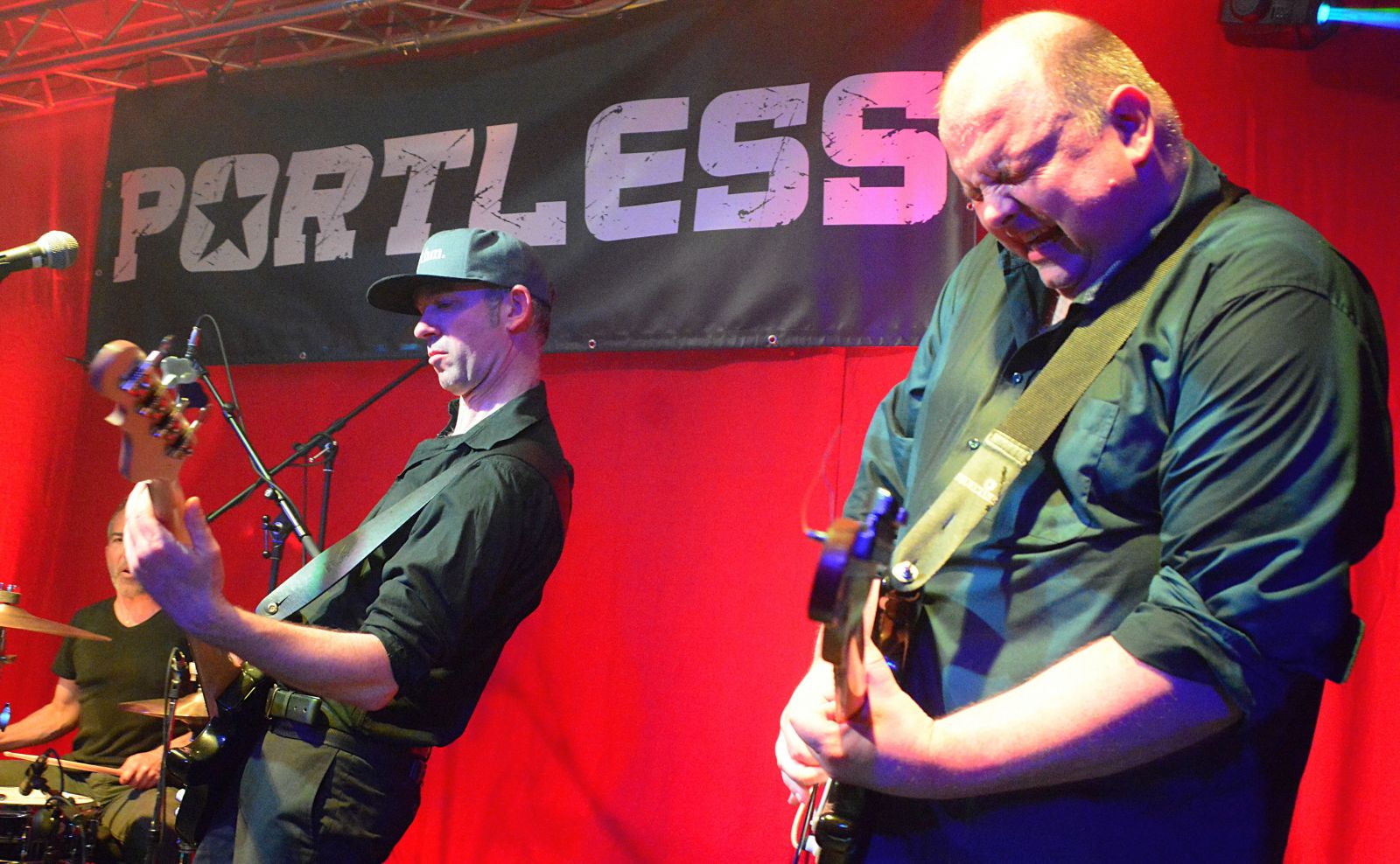 Konzert Portless (2)