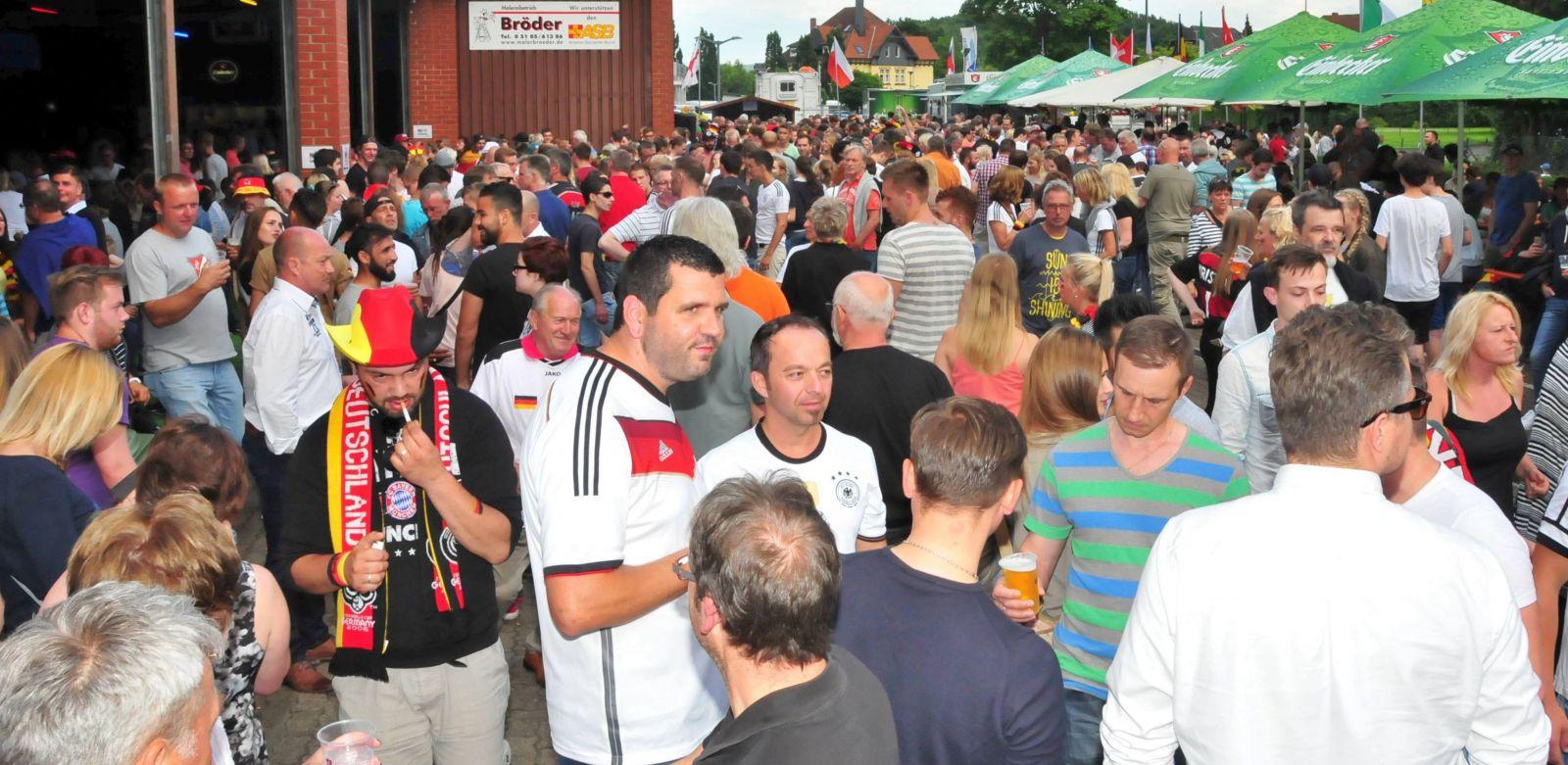 Spiel Deutschland Slowakei (3)