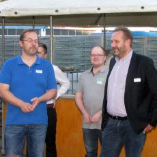 """Rund 60 Besucher genießen das 5. Sommerfest von """"Unser Barsinghausen"""""""