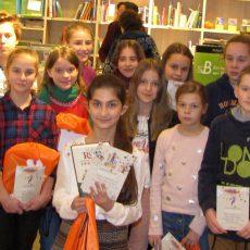 Die elfjährige Emili Mohammadi gewinnt den Vorlese-Kreisentscheid der Sechstklässler