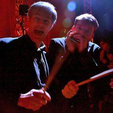 """""""Boogielicious"""" beschert dem ASB-Bahnhof einen exzellenten Musikabend"""
