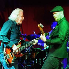 Woodstock-Legende rockt den ASB-Bahnhof