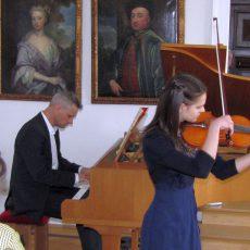 Junge hochbegabte Künstler sind auch in 2018 bei den Calenberger Classics zu Gast