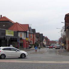 Mit zwei Sanierungsvarianten für die Osterstraße geht es in die Bürgerbeteiligung