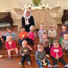 Petruskinder erkunden Barsinghausens Kirchen