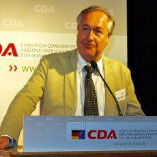 Zum 1. Mai: CDA-Vorsitzender Max Matthiesen fordert soziale Chancengerechtigkeit