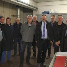 Aufsichtsrat der Stadtwerke informiert sich über Barsinghausens Wasserversorgung