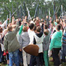 Ritter, Orks und Magier: Jungen-Aktionscamp bietet noch freie Plätze