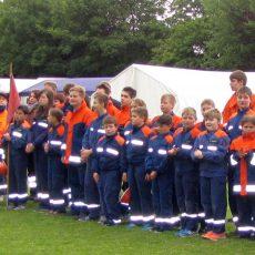 Jugendfeuerwehren freuen sich auf das Zeltlager am Lohner Parksee
