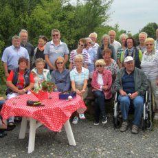 TSV-Senioren finden großen Spaß am Boule