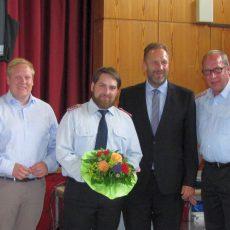 Rat ernennt Patrick Sermond zum stellvertretenden Ortsbrandmeister von Barrigsen