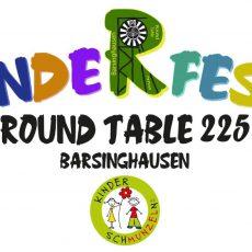 13. August: Round Table lädt zum Kinderfest ein