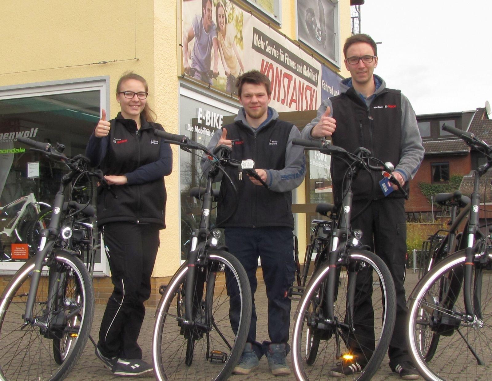 Fahrradhändler Konstanski Lädt Zum Großen Aktions Und