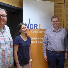 Deister-Freilicht-Bühne gestaltet Sendung der NDR-Plattenkiste