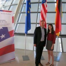 Gastfamilien für Stipendiaten aus den USA gesucht