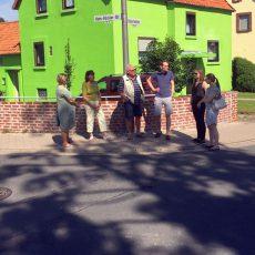 SPD schlägt neue Vorfahrtsregelung für die Kreuzung Hans-Böckler-Straße/Osterfeldstraße vor