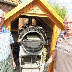 Neue Landringhäuser Dorfmitte wird mit Fest eingeweiht