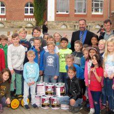 Neugestaltung des Pausenhofs der Astrid-Lindgren-Schule nimmt Formen an