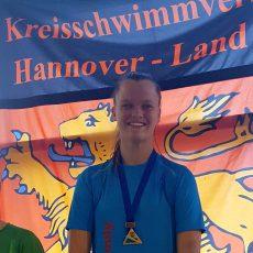 Kreis-Kurzbahnmeisterschaften: Schwimmer überzeugen mit Bestzeiten, Medaillen und Titeln