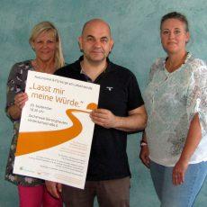 """""""Lasst mir meine Würde"""": Das PalliativNetz Deister lädt zu einem Informationsabend ein"""