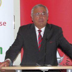 NFV: Die Präsidenten-Ära von Karl Rothmund endet am Samstag