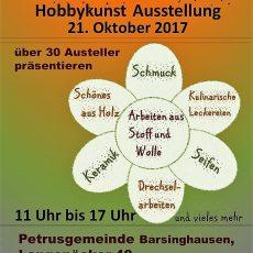 """Hobbykunst-Ausstellung """"Kreativ & Schön"""" lockt in die Petruskirche"""